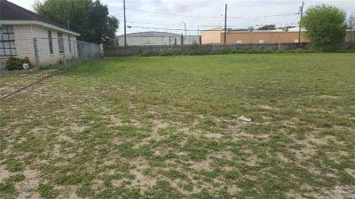 McAllen Residential Lots & Land For Sale: 130 E Quince Avenue