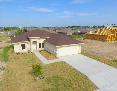 Cameron County Single Family Home For Sale: 812 Lili Street