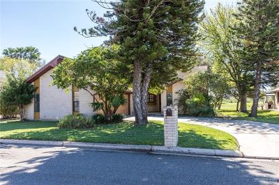 Mission Single Family Home For Sale: 1815 Meadow View Drive