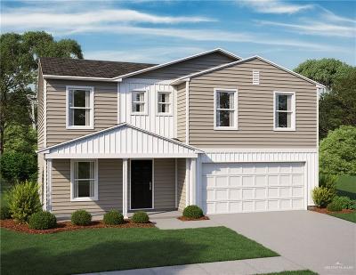 Edinburg Single Family Home For Sale: 613 Eastwood Lane