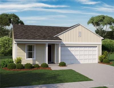 Edinburg Single Family Home For Sale: 517 Eastwood Lane