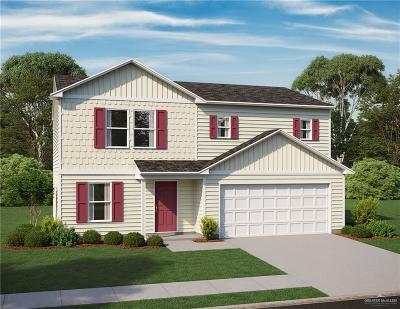 Edinburg Single Family Home For Sale: 702 Eastwood Lane