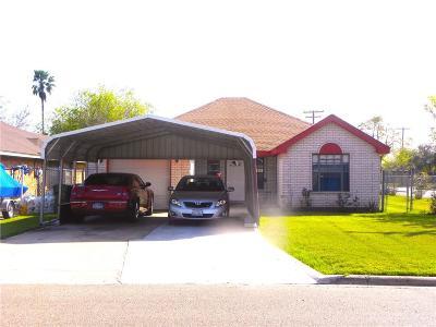 Weslaco Single Family Home For Sale: 906 E Washington Street