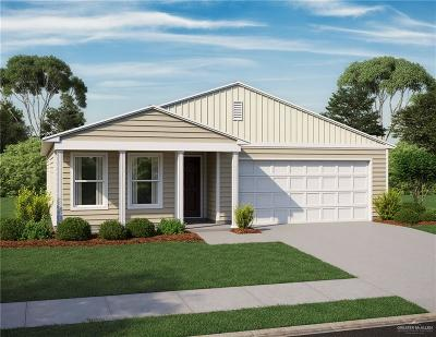 Edinburg Single Family Home For Sale: 714 Eastwood Lane