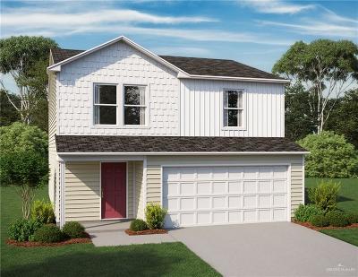 Edinburg Single Family Home For Sale: 718 Eastwood Lane