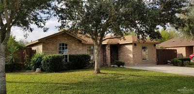 Weslaco Single Family Home For Sale: 4104 Monica Drive
