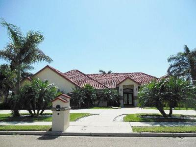 Pharr Single Family Home For Sale: 1409 Calle Espana