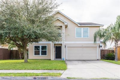 McAllen Single Family Home For Sale: 3925 Teal Avenue