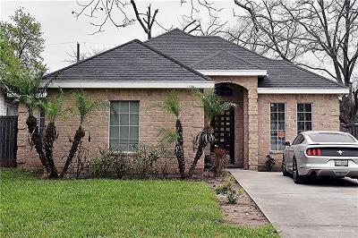 Weslaco Single Family Home For Sale: 810 S Oklahoma Avenue