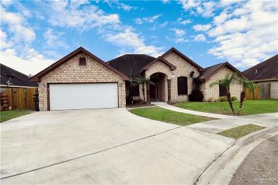 Pharr Single Family Home For Sale: 916 E Dorothy Avenue