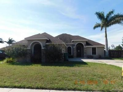 Pharr Single Family Home For Sale: 1006 S Flag Street