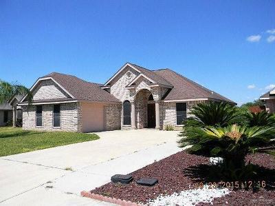 Mission Single Family Home For Sale: 1506 Ramirez Street