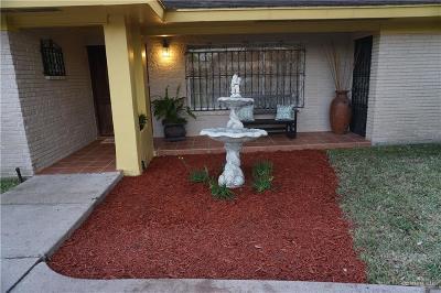 Weslaco Single Family Home For Sale: 1111 W 3rd Street