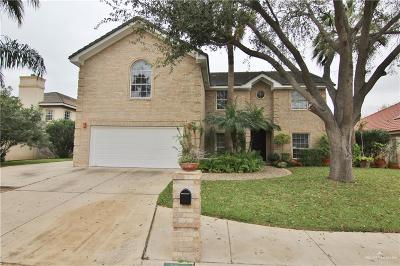 Mission Single Family Home For Sale: 1208 Cimarron Drive