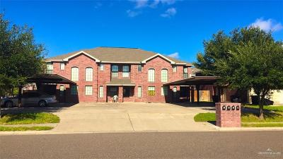 McAllen Multi Family Home For Sale: 214 S 48th Lane