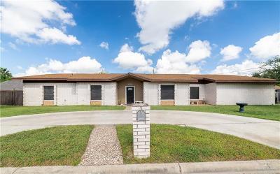 McAllen Single Family Home For Sale: 2420 W Iris Avenue