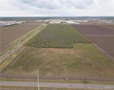 Pharr Residential Lots & Land For Sale: .25 Mi E Military Highway