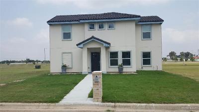 Weslaco Single Family Home For Sale: 3913 Santo Cielo