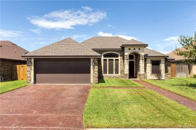 McAllen Single Family Home For Sale: 6213 N 46th Street