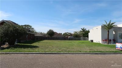 Pharr Residential Lots & Land For Sale: 1604 S Linden Avenue