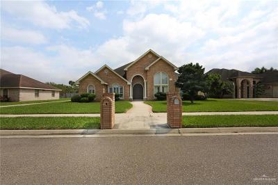 Weslaco Single Family Home For Sale: 1219 Orange Blossom Drive