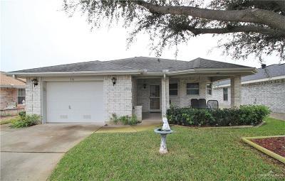 Single Family Home For Sale: 416 Capricorn Street