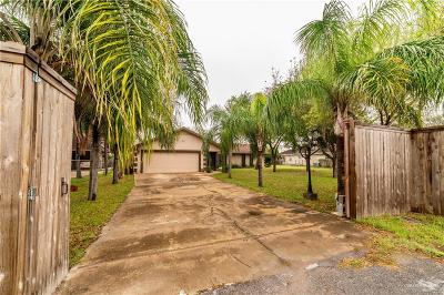 Single Family Home For Sale: 4308 Fresno Drive