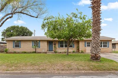 McAllen Single Family Home For Sale: 2607 N 17th Street