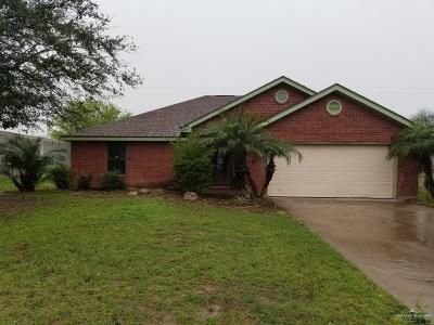 Weslaco Single Family Home For Sale: 117 Meadow Lark Drive