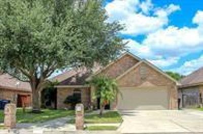 McAllen Single Family Home For Sale: 2508 Heron Avenue