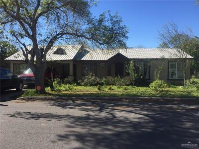 Cameron County Single Family Home For Sale: 108 Pecan Street