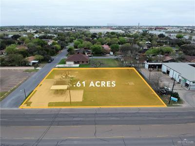 Pharr Residential Lots & Land For Sale: 1001 W Ferguson Street