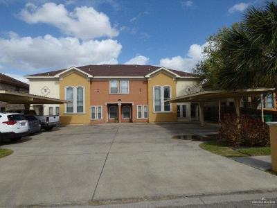 Pharr Multi Family Home For Sale: 1302 W Fig Avenue