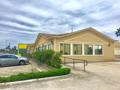 South Padre Island Commercial For Sale: 3311 Padre Boulevard #A