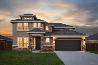 McAllen Single Family Home For Sale: 5313 Escondido Pass