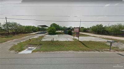 Weslaco Commercial For Sale: Fm 1015