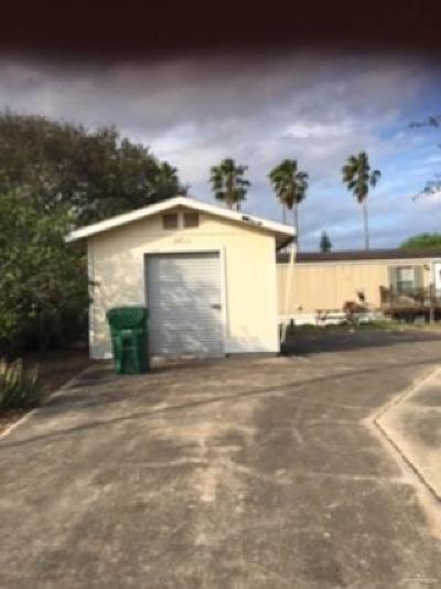 Pharr Residential Lots & Land For Sale: 2809 S Scarlett Court