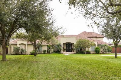 Mission Single Family Home For Sale: 2302 Silverado North Drive