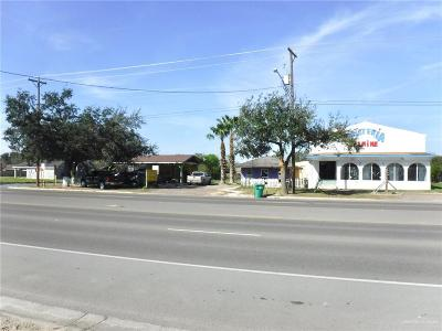 Pharr Commercial For Sale: 1014 S Cage Boulevard