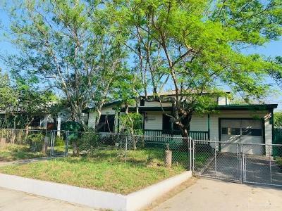 Cameron County Single Family Home For Sale: 417 W Jefferson Street