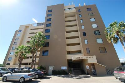 South Padre Island TX Condo/Townhouse For Sale: $111,000