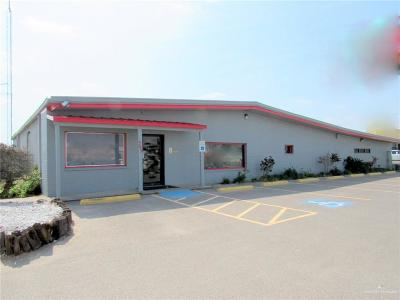 Pharr Commercial For Sale: 303 W Interstate 2