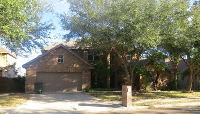 Mission Single Family Home For Sale: 2707 Nicole Drive