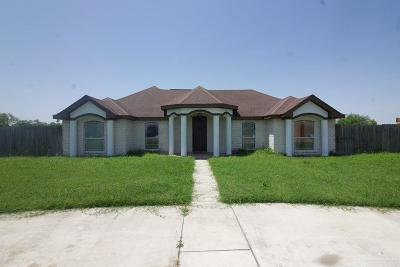 Weslaco Single Family Home For Sale: 11507 Puesta Del Sol Drive