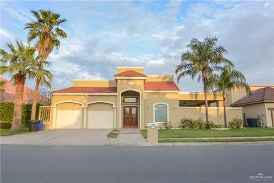 McAllen Single Family Home For Sale: 7812 N 4th Street