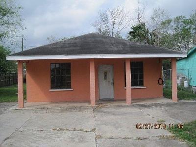 Weslaco Single Family Home For Sale: 4915 San Jose Street