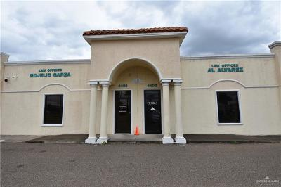 McAllen Commercial For Sale: 4409 N McColl Road