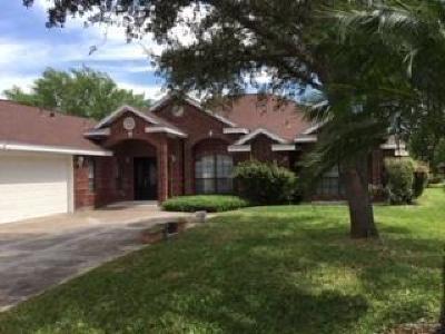 Pharr Single Family Home For Sale: 2701 N Charlotte Drive