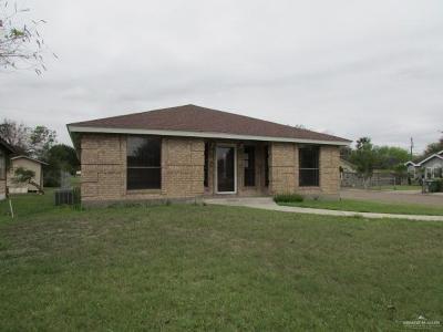 Weslaco Single Family Home For Sale: 611 Elma Street