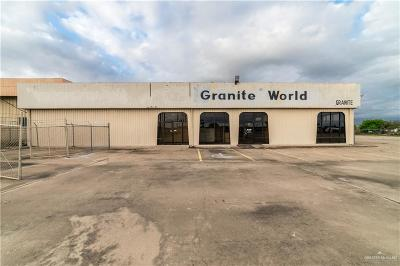 San Juan Commercial For Sale: 502 E Expressway 83 Highway